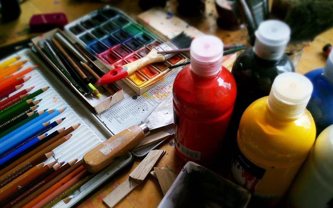 Relieve the Stresses of Crunch-Time With Creativity!